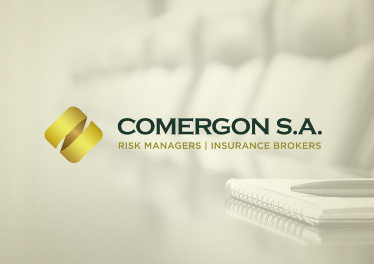 Comergon Risk Managers logo design