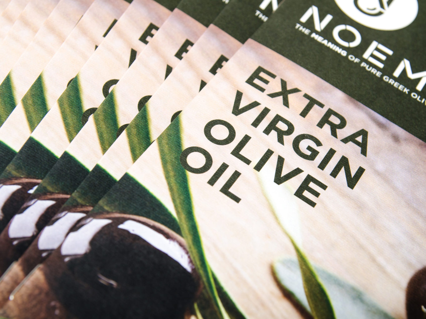 Noema Extra Virgin Olive Oil catalogues