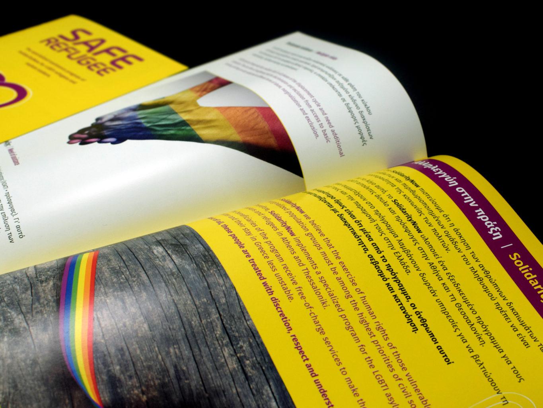 SolidarityNow - Solidarity Center brochures