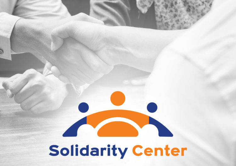 SolidarityNow - Solidarity Center logo