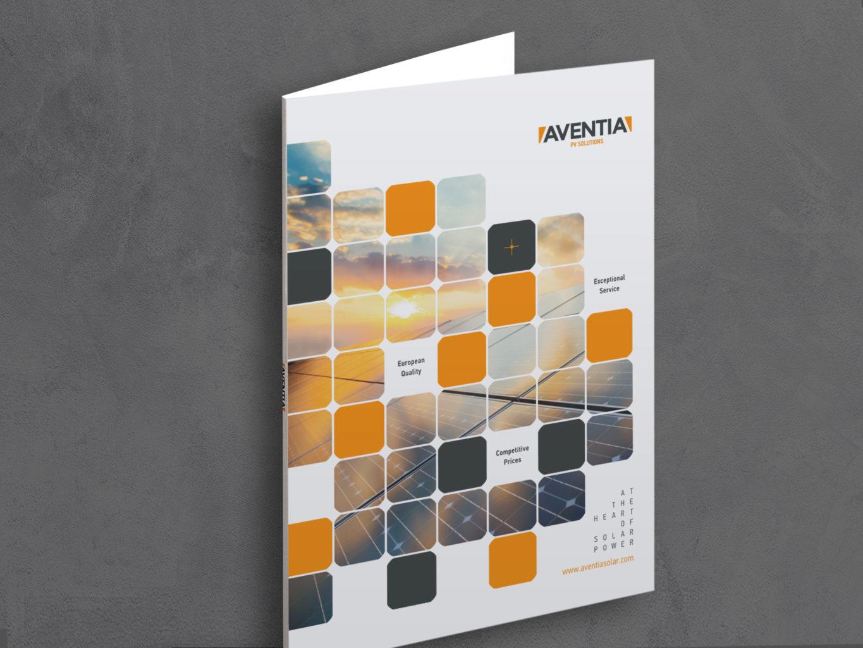 Aventia Solar folders