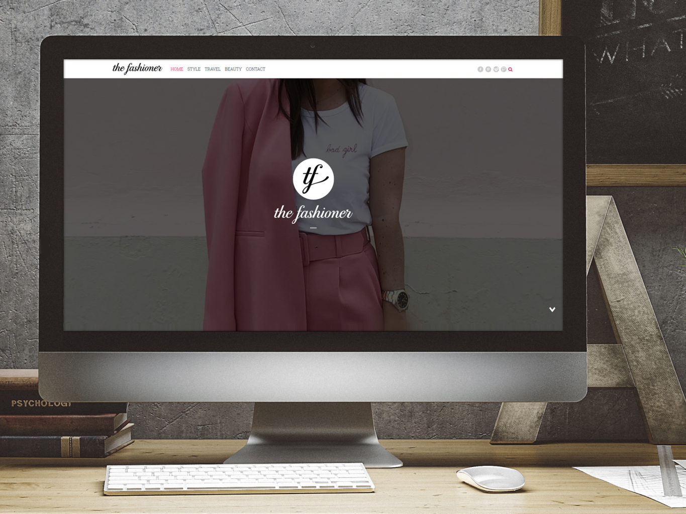 the fashioner website
