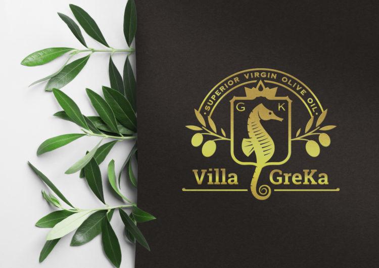 villa greka logo