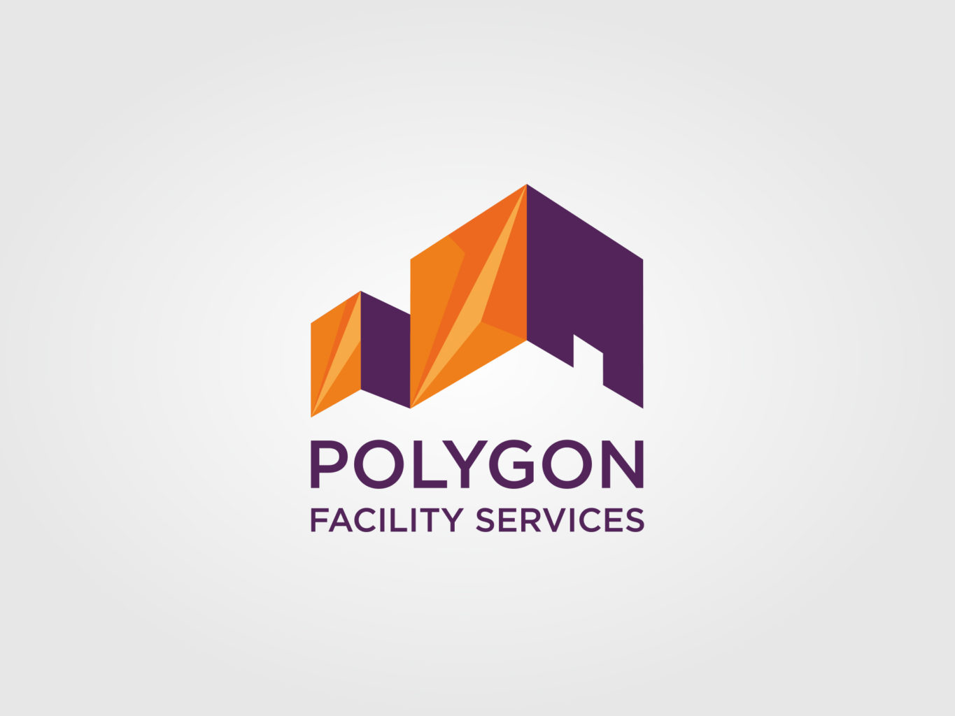 polygon facility services logo by fiftyeggz