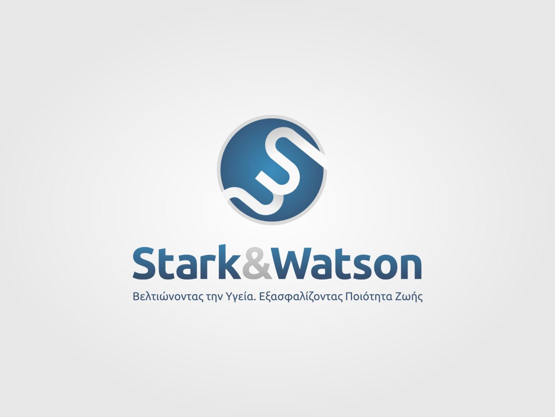 stark & watson logo by fiftyeggz