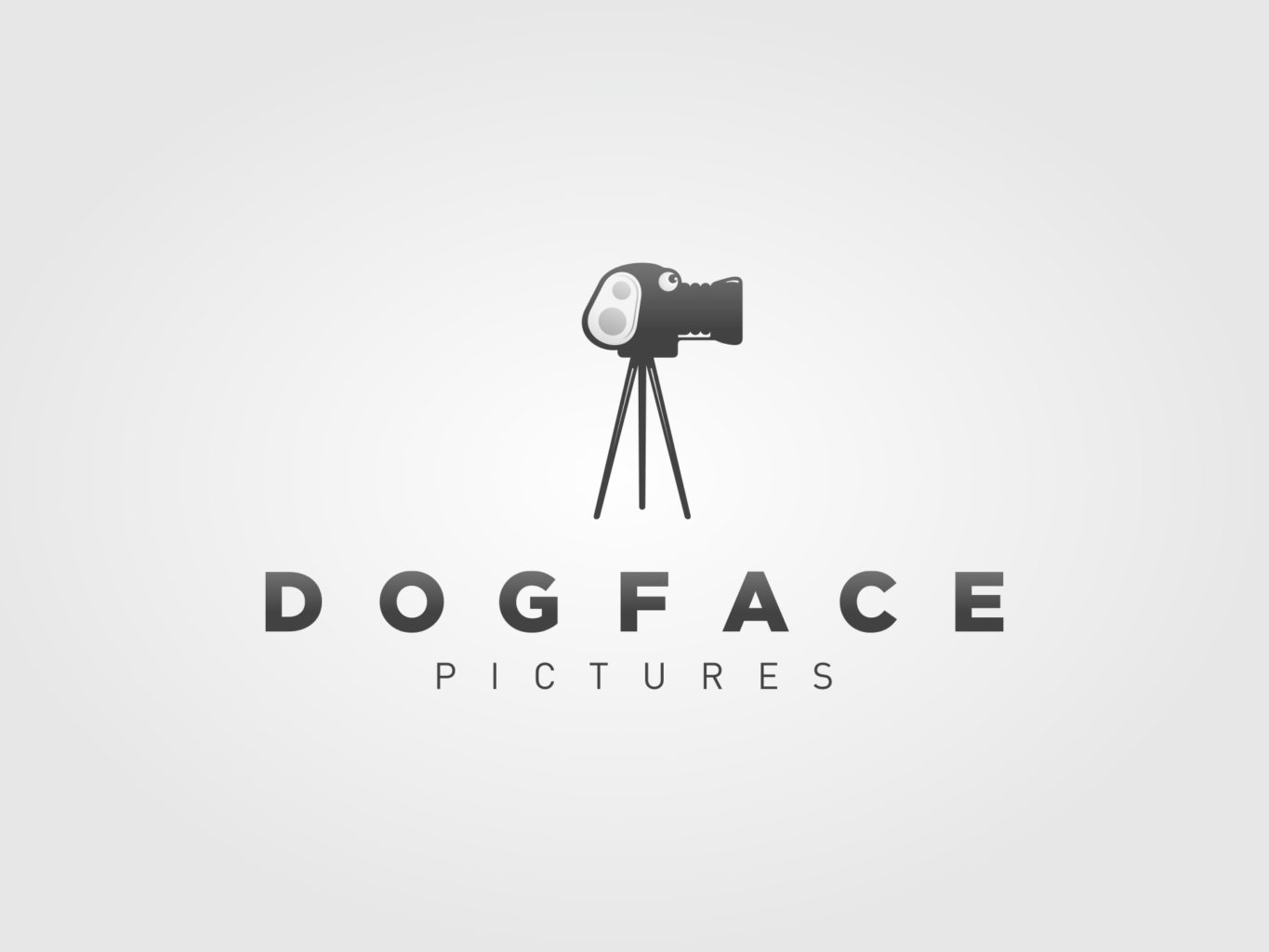 dogface pictures logo by fiftyeggz