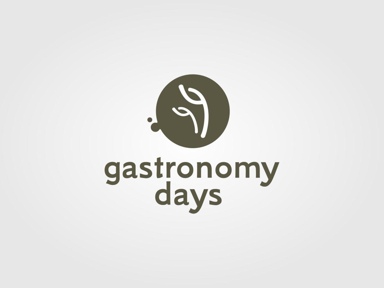 gastronomy days logo by fiftyeggz