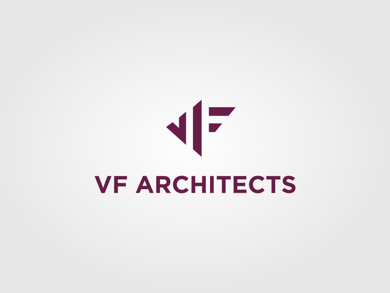 vf architects logo by fiftyeggz