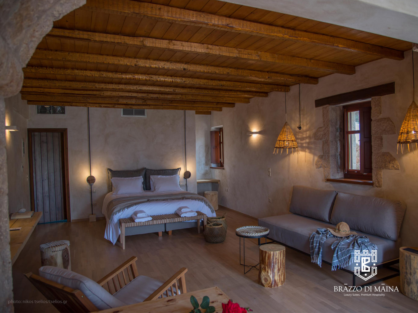 brazzo di maina Luxury Suites rooms
