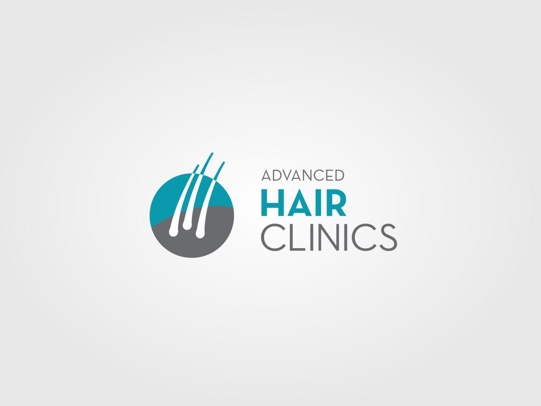 Advanced Hair Clinics logo by fiftyeggz