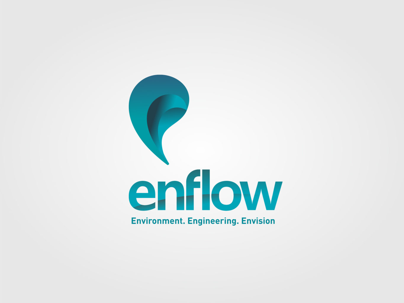 EnFlow / Water & Waste Management Company logo design by fiftyeggz