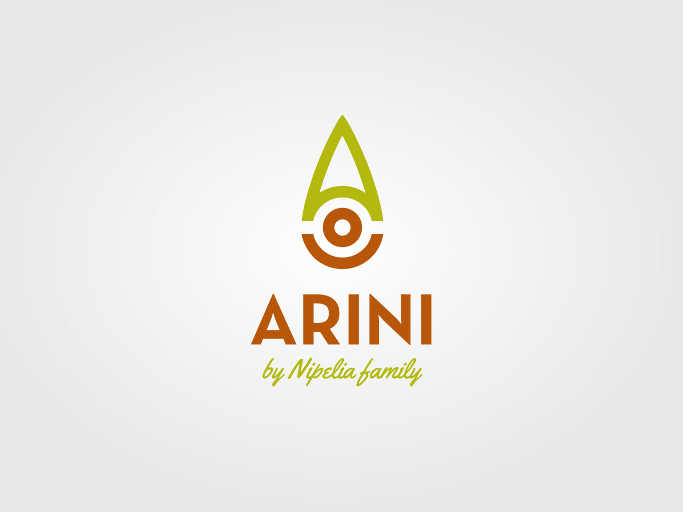 Arini Olive Oil logo by fiftyeggz