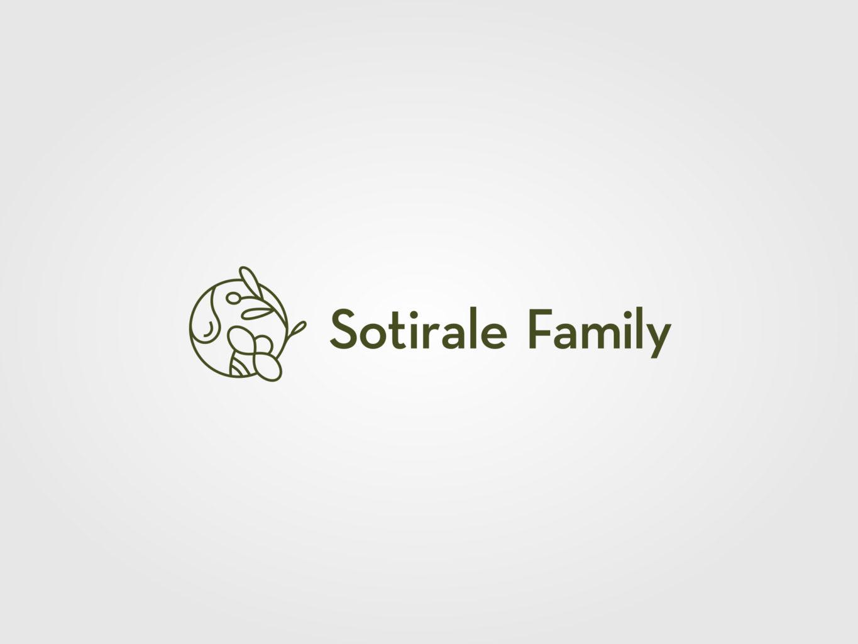 Sotirale Family logo design