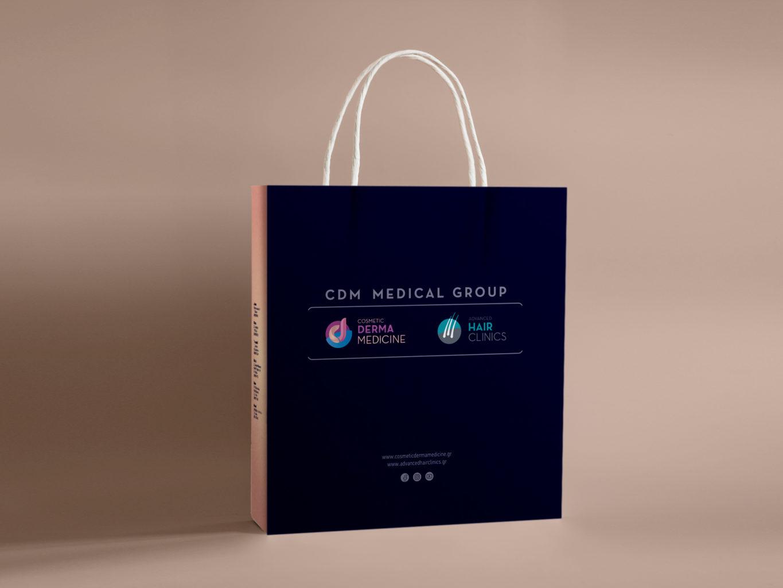 Cosmetic Derma Medicine packaging