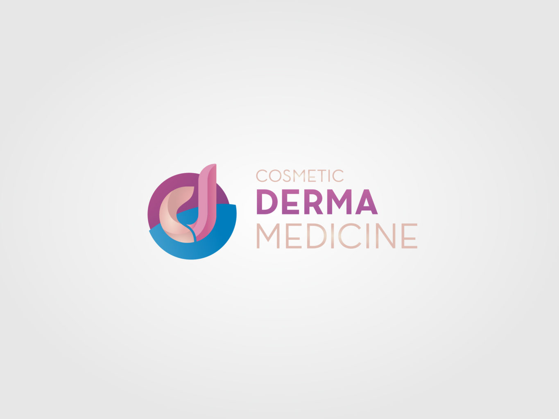 Cosmetic Derma Medicine logo by fiftyeggz