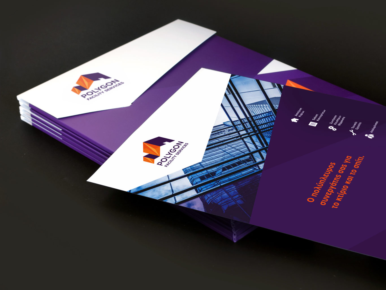 polygon facility services folders